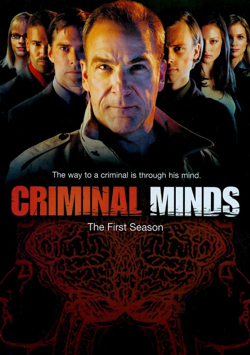 Criminal Minds: The First Season [6 Discs] - image 1 of 1
