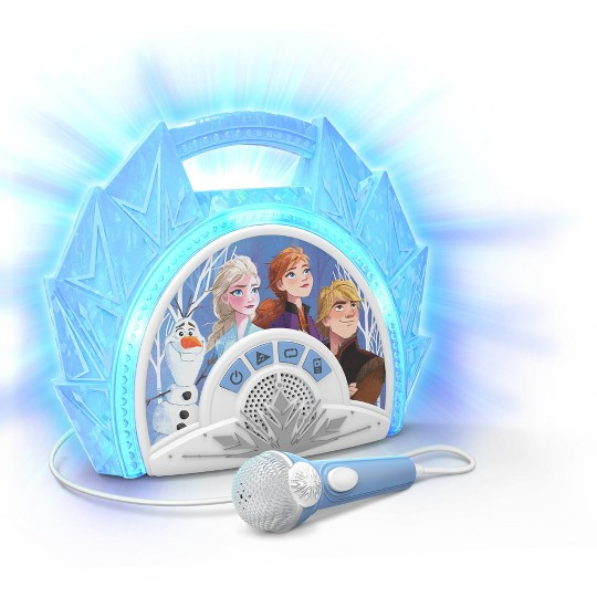 Disney Frozen 2 Sing-Along Boombox image number null