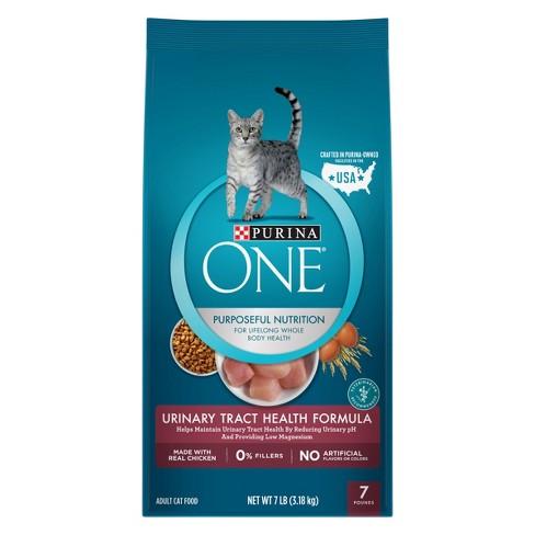 Low Magnesium Cat Food Dry