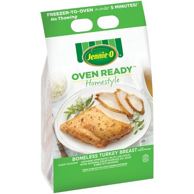 Jennie-O Oven Ready Turkey Breast - Frozen - 2.83lbs