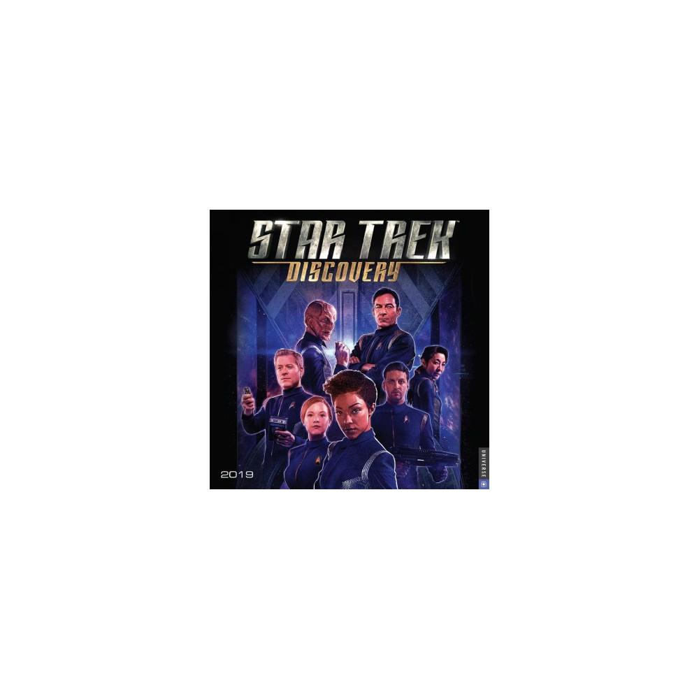 Star Trek Discovery 2019 Calendar - (Paperback)