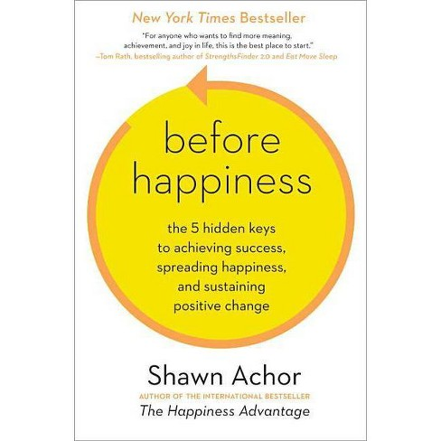 Before Happiness - by  Shawn Achor (Hardcover) - image 1 of 1