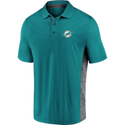 NFL Miami Dolphins Men's Spectacular Polo Shirt