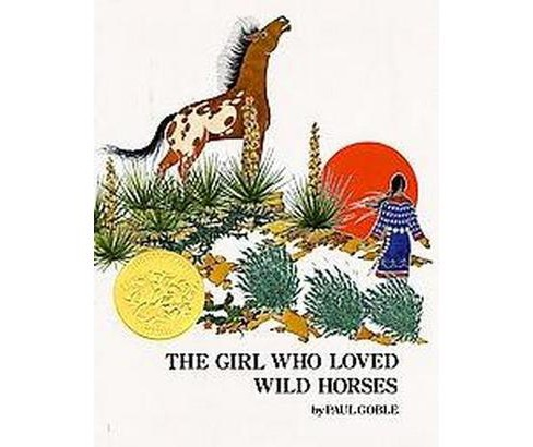 Girl Who Loved Wild Horses (Revised) (School And Library) (Paul Goble) - image 1 of 1