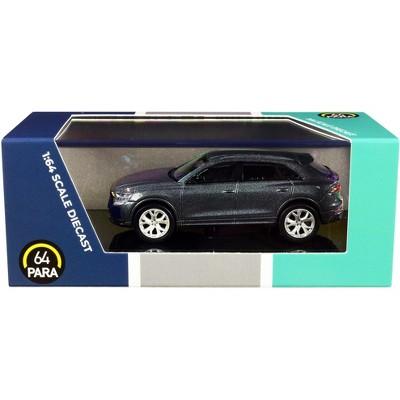 Audi RS Q8 Daytona Gray Metallic 1/64 Diecast Model Car by Paragon