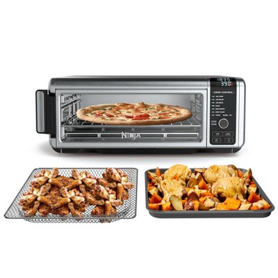 Ninja Foodi Digital Air Fry Oven with Convection, Flip-Up and Away to Store SP101