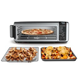 The Ninja Foodi Digital Air Fry Oven with Convection, Flip-Up and Away to Store SP101