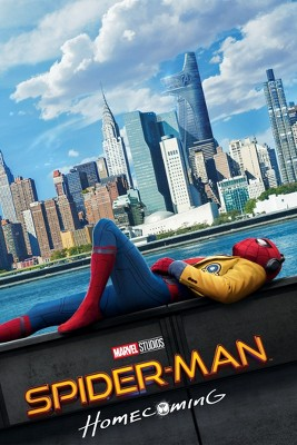 Spider-Man Homecoming (Blu-ray + DVD + Digital)