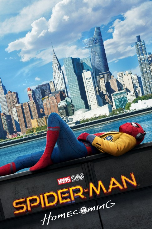 Spider-Man Homecoming (Blu-ray + DVD + Digital) - image 1 of 1
