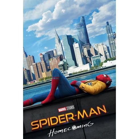 Spider-Man Homecoming (Blu-Ray + DVD + Digital) - image 1 of 1