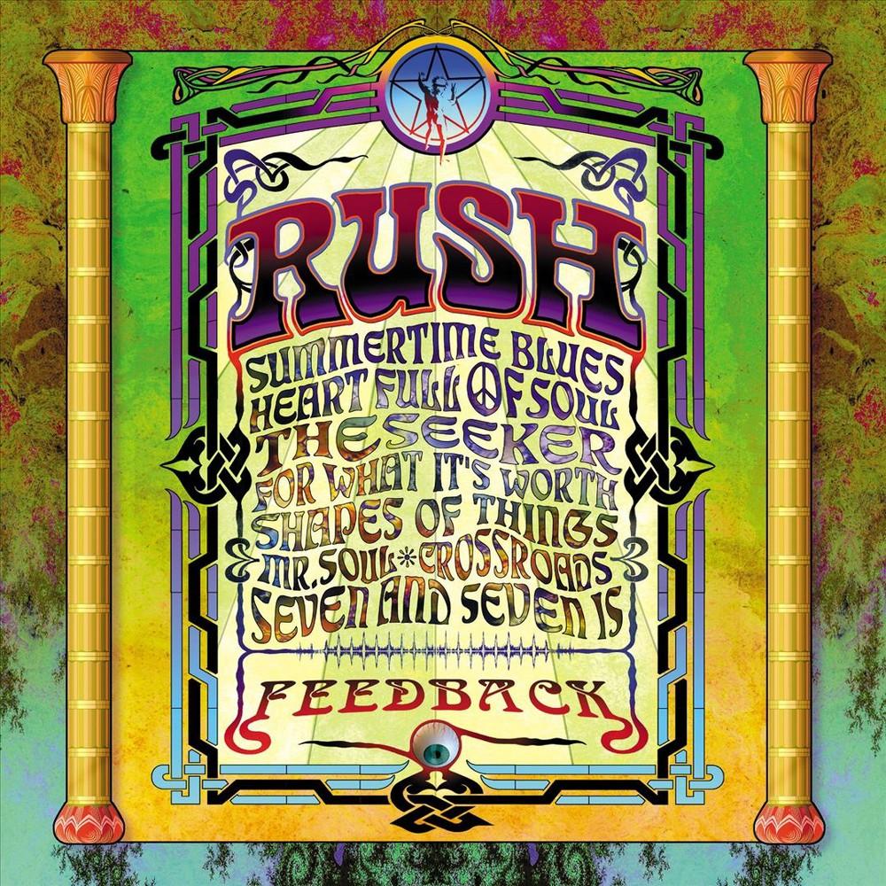 Rush - Feedback (Vinyl), Pop Music