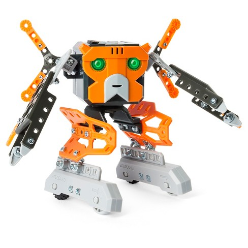 Meccano Erector - Micronoid Code Magna Programmable Robot Building Kit - image 1 of 7