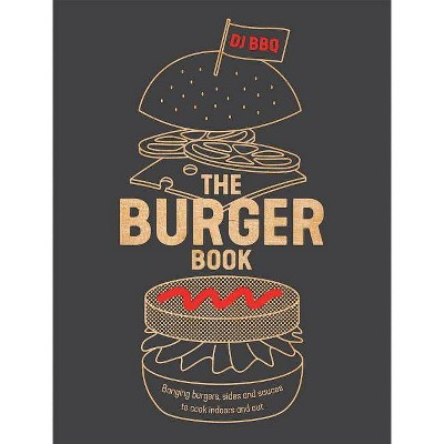 The Burger Book - by Christian Stevenson (Paperback)