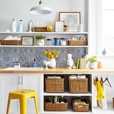 Multi-Purpose Mudroom and Laundry Space Collection