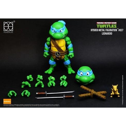 Herocross Company Limited Teenage Mutant Ninja Turtles Hybrid Metal Figuration Action Figure | Leonardo - image 1 of 4