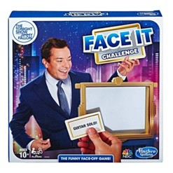Tonight Show - Face It Challenge Board Game