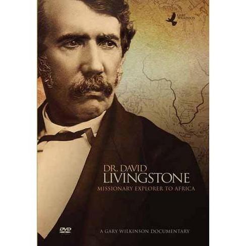 Dr. David Livingstone: Missionary Explorer Of Africa (DVD) - image 1 of 1