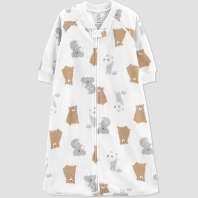 Baby Bears Print Wearable Blanket - Just One You® made by carter's Off-White 3-6M