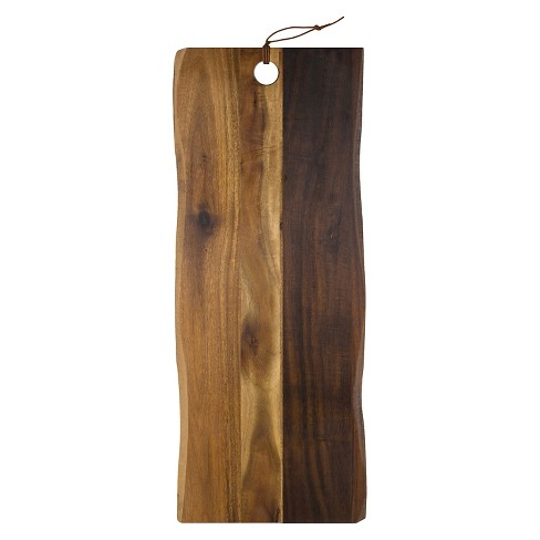 Architec 17 x 6 Inch Acacia Wood Cutting/Serving Board - image 1 of 1