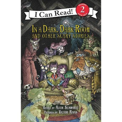 In a Dark Dark Room and Other Scary Stories (Board Book)