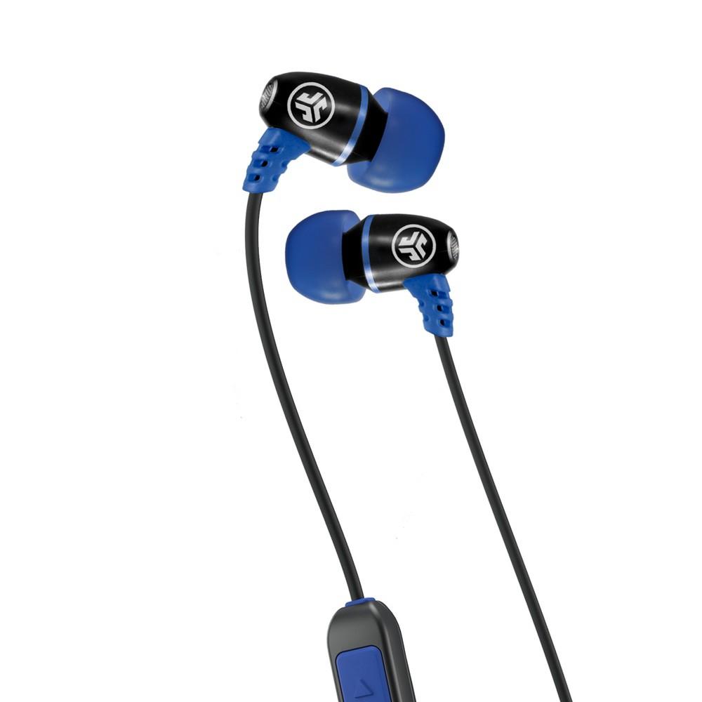 JLab Metal Wireless Earbuds - Blue (Metalbtblu)