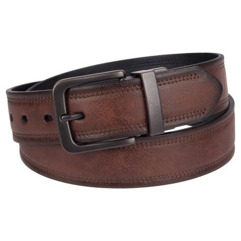 DENIZEN® from Levi's® Men's Brown Out Reversible Belt - Brown/Black - image 1 of 2