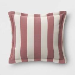 Cabana Stripe Outdoor Deep Seat Pillow Back Cushion DuraSeason Fabric™ - Threshold™
