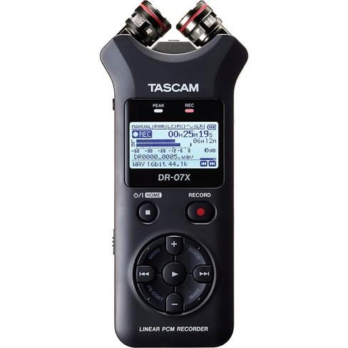 Tascam DR-07X Portable Digital Recorder - image 1 of 2