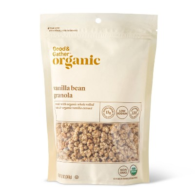 Vanilla Bean Granola - 12oz - Good & Gather™