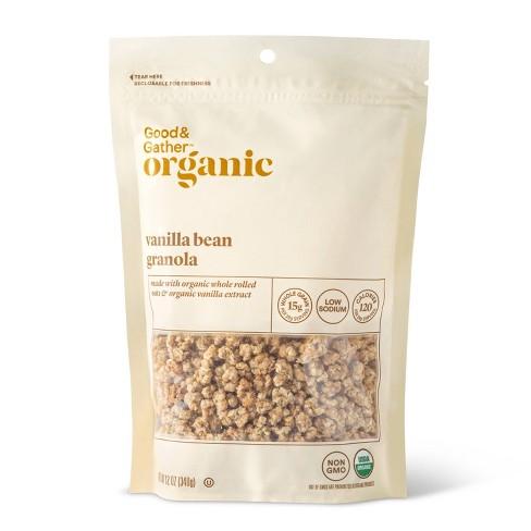 Vanilla Bean Granola - 12oz - Good & Gather™ - image 1 of 2