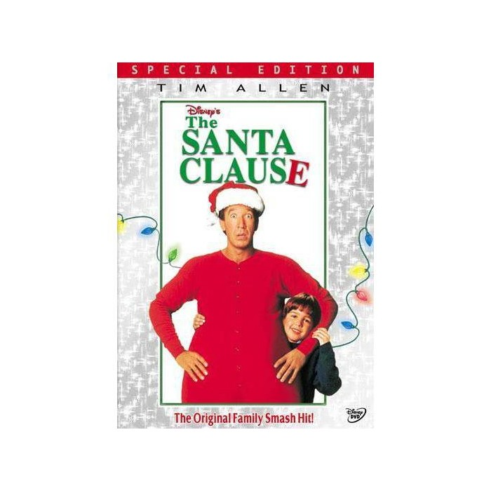 The Santa Clause (WS Special Edition) (DVD) : Target