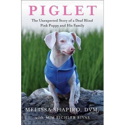 Piglet - by  Melissa Shapiro & MIM Eichler Rivas (Hardcover)