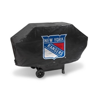 NHL New York Rangers Deluxe Grill Cover