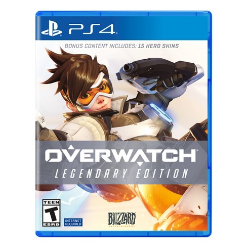 Overwatch Legendary Edition Playstation 4 Target