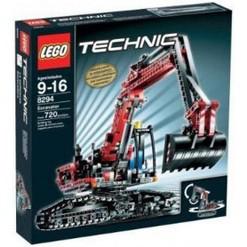 LEGO Technic Excavator Set #8294