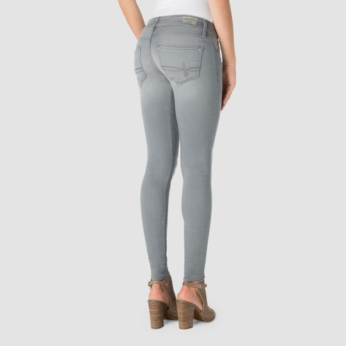 ff481938ab4d6 DENIZEN From Levi's Women's Low Rise Jeggings - (Juniors') Gray 3 ...