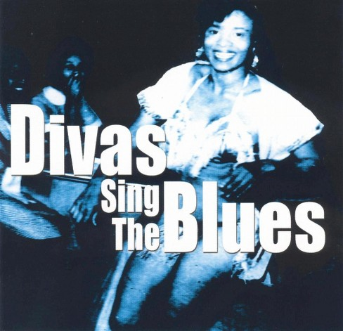 Various - Divas sing the blues (CD) - image 1 of 1