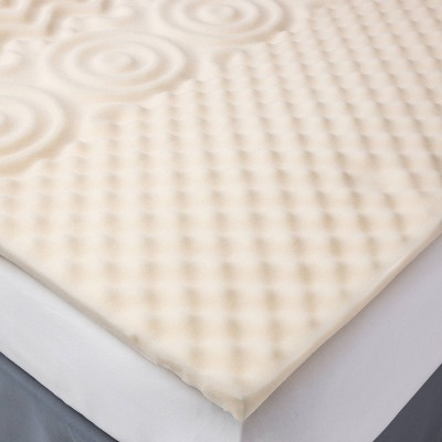 "5-Zone 1.25"" Foam Mattress Topper - Room Essentials™"