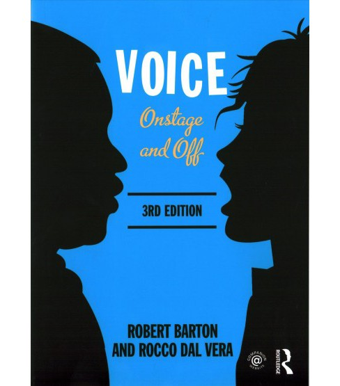 Voice : Onstage and Off (Paperback) (Robert Barton & Rocco Dal Vera) - image 1 of 1