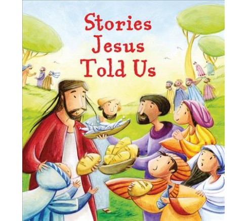 Stories Jesus Told Us : Six of Jesus' Bests-loved Parables -  by Su Box (Hardcover) - image 1 of 1
