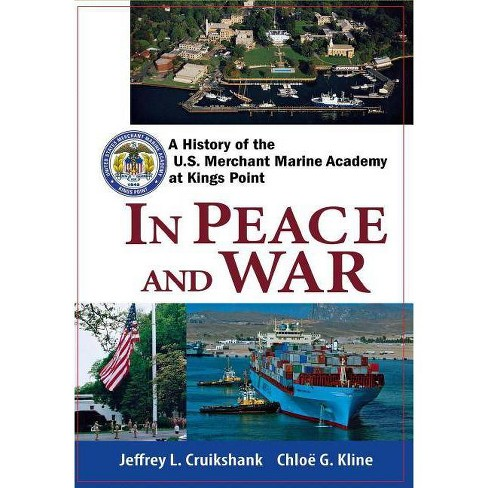 In Peace and War - by  Jeffrey L Cruikshank (Hardcover) - image 1 of 1
