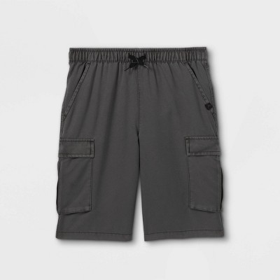 Boys' Pull-On Cargo Shorts - art class™ Gray