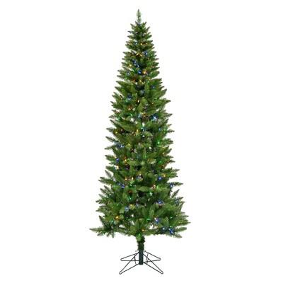 Vickerman Creswell Pine Artificial Christmas Tree