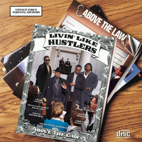 Above the Law - Livin' Like Hustlers (CD) - image 1 of 1