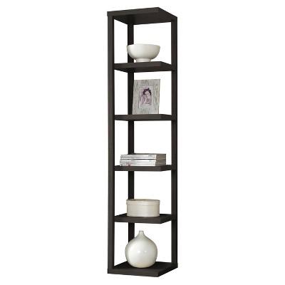 Decorative Bookshelf 73  Cappuccino - Acme Furniture®