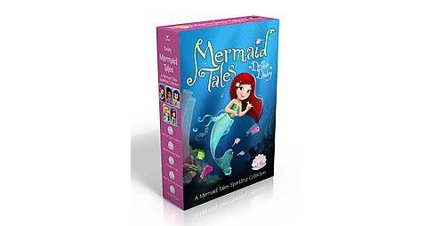 Mermaid Tales Sparkling Collection : Trouble at Trident Academy; Battle of the Best Friends; a Whale of - image 1 of 1