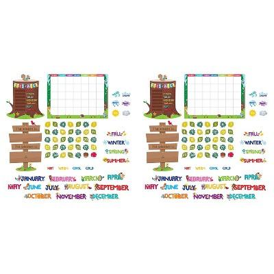 Creative Teaching WDLND FRI CLNDR ST 2STS CTP8006-2