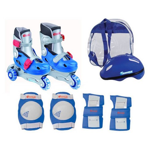 Chicago Boys Training Skate Combo - Blue - Size Y10-13 - image 1 of 3