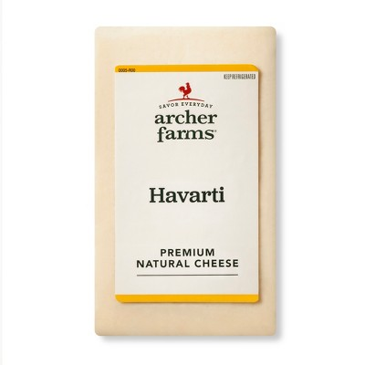 Havarti Cheese - Price Per lb. - Archer Farms™