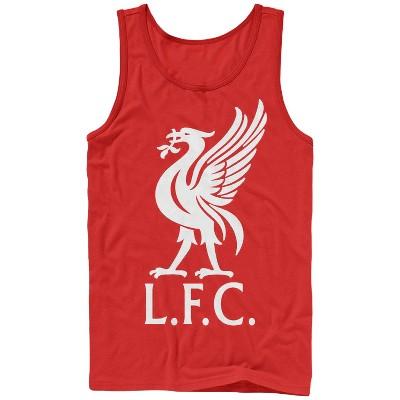 Men's Liverpool Football Club Bird Logo Tank Top